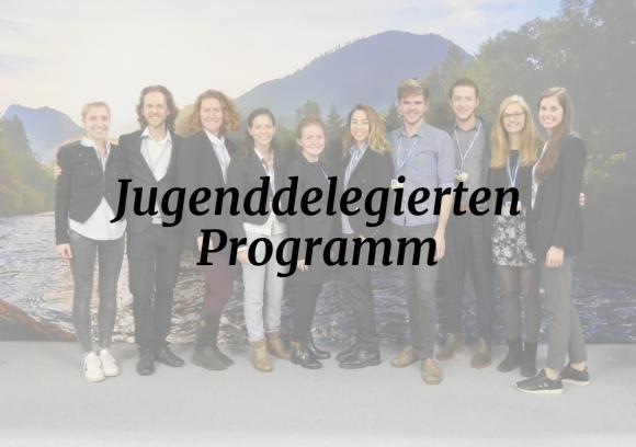 UNFCCC Jugenddelegierten-Programm