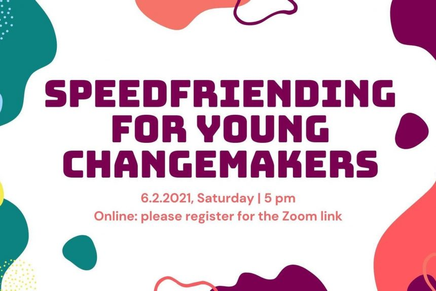 Speedfriending for Young Changemakers – mit PRIME MOVERS