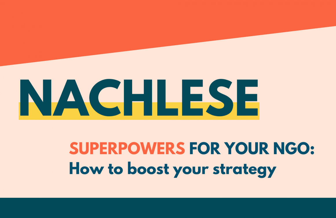 NACHLESE – Superpowers for your NGO